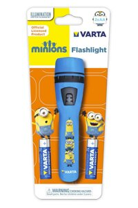 Baterka Varta Minions Flashlight